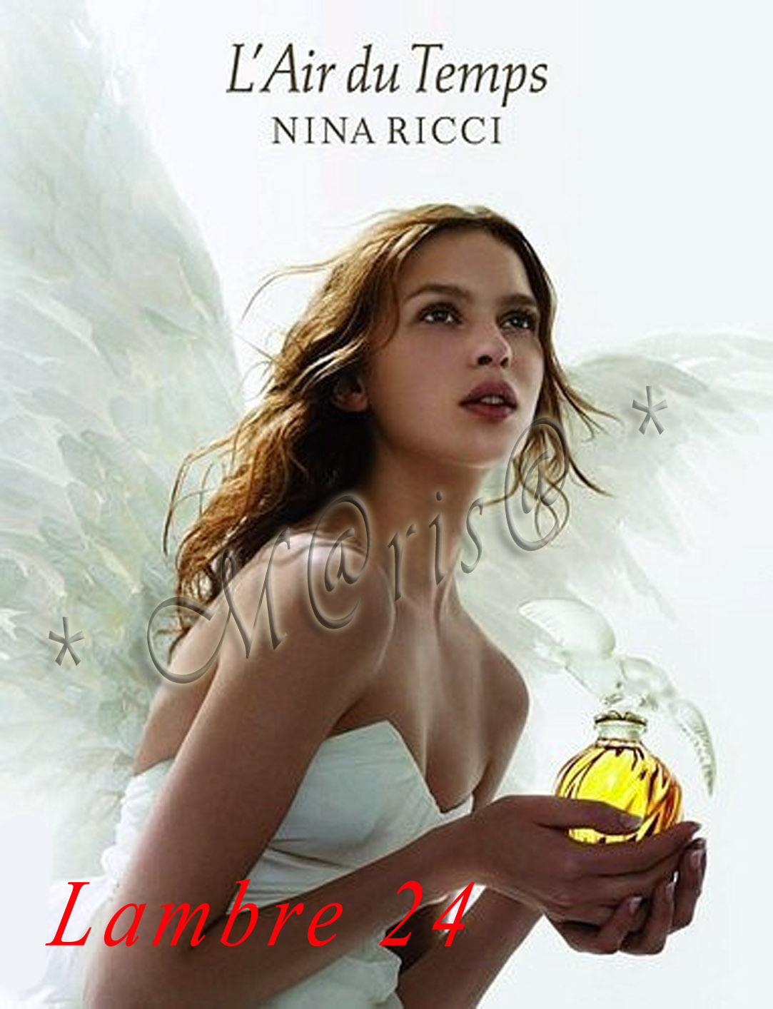 Реклама нина ричи 15 фотография